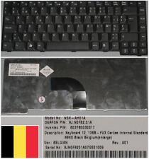 Azerty Keyboard Belgian ACER AS2930 AS2930Z 2930Z NSK-AH01A, 9J.N0F82.01A Black