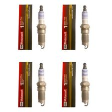 Motorcraft SP504 Finewire Platinum Tip - Xtreme Performance Spark Plug Set  (4)