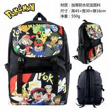 Pokemon Pikachu ANIME MANGA Rucksacke Sac Back Pack 45x30x16m NEUF