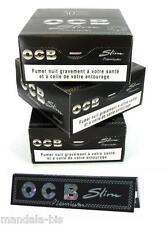 OCB SLIM Premium - Lot de 150 Carnets (3 Boites)