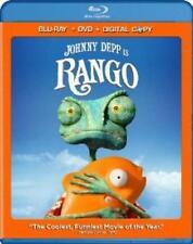 Rango (Two-Disc Blu-ray/DVD Combo + Digi Blu-ray
