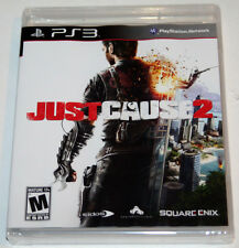 Just Cause 2 - PS3 Playstation 3 - NEW & SEALED