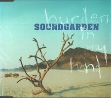 Soundgarden Maxi CD Burden In My Hand - Promo - England (M/EX+)