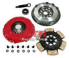 XTR STAGE 4 CLUTCH KIT+14.8 LBS FLYWHEEL AUDI A4 QUATTRO B5 VW PASSAT 1.8L TURBO