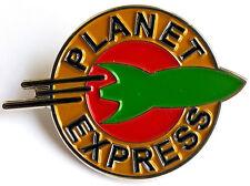 FOX Television - Futurama - Planet Express Logo Pin