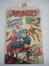 The Avengers #4 Mar 1964 Lot 29