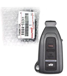 2004-2006 Lexus LS430 OEM Smart Remote Key 89994-50241 HYQ12BZE