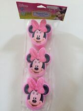 Disney Minnie Mouse Containers 3 Pack Easter Eggs Pink