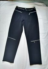 Marithe Francois Girbaud trousers Designer Size 29 ~ UK 10/12 30L Ladies Womens
