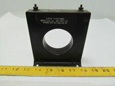 Ram Meter 7Sft-102 Current Transformer Ratio 1000:5A 10Kv. 600V 50-400Hz