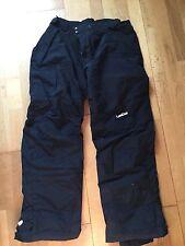 Pantalon Ski Combinaison Hiver Équipements Noir
