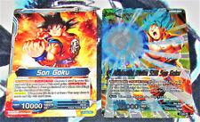 Awakened Strike SSB Son Goku P-026 PR FOIL TEXTURED Dragon Ball Super TCG NM