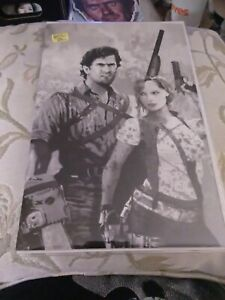 Death To The Army Of Darkness #1, Suydam Black & White Virgin Cover, Dynamite,NM