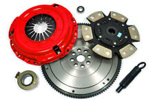 KUPP STAGE 3 CLUTCH KIT+SLAVE+FLYWHEEL 95-99 CAVALIER Z24 SUNFIRE GT SE 2.3L 2.4