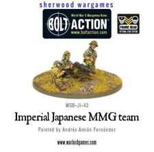 28mm Warlord Games Imperial Japanese MMG Team BNIB WWII Bolt Action
