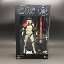 Star Wars Black Series 6 Pulgadas Figura De Acción Wave 1-Sandtrooper MIB Genuino