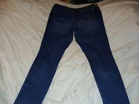 Preowned- Mossimo Mid Rise Stretch Jeggings Womens (Size 12/31s) H647