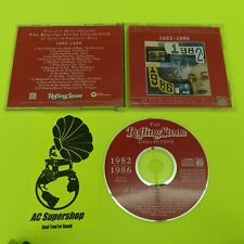 Time Life Music the rolling stones collection 1982-1986 - CD Compact Disc