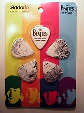 10-Pack Beatles Picks - Revolver - Plektron Set