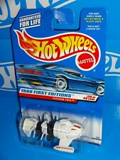 Hot Wheels 1998 First Editions #682 Fathom This w/ Tampos On Top Of Gear