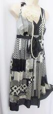 Dress Size 12  Monsoon Silk Gatsby Charleston Flapper Vintage Style 1920's 30's