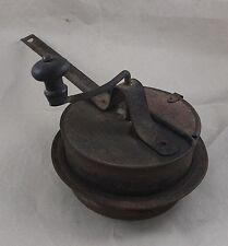 Antik primertostador pfannenröster röstmühle para 1900 Antique Coffee ROASTER