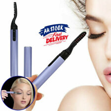 Electric Heated Eyelash Curler Eye Lashes Curve Makeup Heat Lasting Long