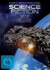 Science Fiction Box (6 Filme - Titel siehe unten) -- Action/SciFi -- 2 DVD Set
