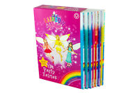 Daisy Meadows Rainbow Magic: Party Fairies 7 Book Collection Jasmine the Present