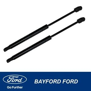 GENUINE FORD FG SEDAN GAS BOOT STRUTS HEAVY DUTY WITH SPOILER
