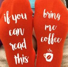 Funny socks - Wine Socks - If You Can Read This Bring Me A Glass Of Wine / Beer
