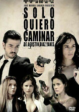 Solo Quiero Caminar (Just Walking) (DVD) (2008) Victoria Abril, Ariadna Gil NEW