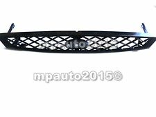 Fits FORD FOCUS mk1 Front Radiator Grill Center Grille Black 2001-2004