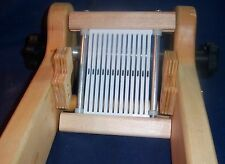 "Rigid Heddle Loom  H Maple 12"" X 8 1/2 X 4""  8, 10 or 12 Dent  - Lockable Shafts"