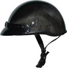 Crazy Al's WORLD'S SMALLEST LIGHTEST DOT SOA HELMET GLOSS CARBONATOR LARGE-peak