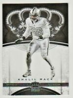 2017 Crown Royale Football #58 Khalil Mack Raiders