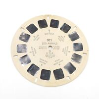 View-Master Reel # 911 Zoo Animals II USA viewmaster