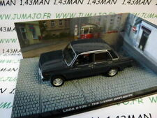 JB118 voiture 1/43 IXO altaya 007 JAMES BOND anglais LADA VAZ 2105