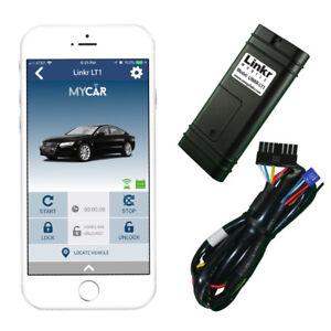 Omega MYCAR Carlink LINKR-LT2 MOBILE 4G Smart Phone iPhone & Android