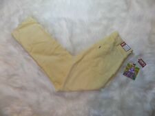 Levis Vintage Clothing 1960's Forever Changes Yellow Corduroy Mens Size 30x30