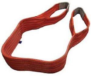 5 Ton x 3 mtr Duplex web Sling / Lifting strap / Hoist