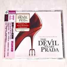 Madonna Vogue U2 2006 The Devil Wears Prada OST Taiwan OBI 12 Track CD Album