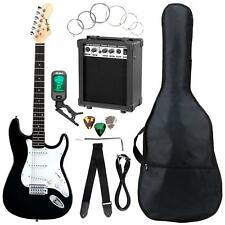 41433 - Mcgrey Rockit guitarra electrica set completo St Black