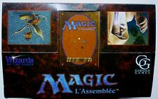 Magic French Revised 3rd Limited Edition Black Bordered Booster EMPTY Box