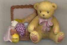 CHERISHED TEDDIES  LOWELL - Mini Figurine -Member Only
