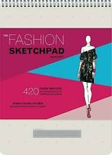 Fashion Sketchpad: 400 Figure Templates for Designing Clothes and Building Your