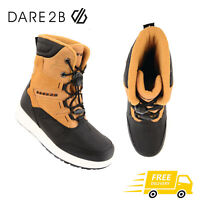 Dare2b Enzo Kids Boys Girls Snowproof Breathable Winter Lined Snow Boots RRP £70