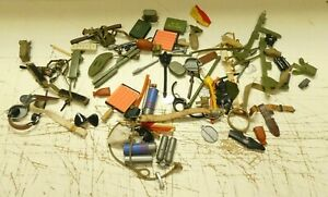"Original 1960s GI JOE Lot of Mix Accessories For 12"" Figures"
