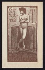 04)Nr.146- EXLIBRIS- Erotik / erotic, Bruno Heroux