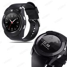 XGODY Telefono Reloj Inteligente SmartWatch Bluetooth para Android Sansung SIM